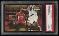 2003/04 LeBron James Upper Deck Redemption Rookie 1st Graded 10 Lakers Card #77