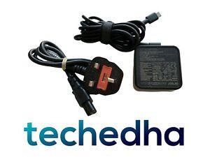 Asus C223N C423N C523N AC Power Adapter Charger Lead Power Supply ADP-45XE