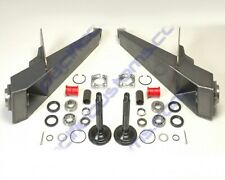 Irs Rear 3X3 Trailing Arm Kit With Type 1 Beetle To Type 2 Bus Stub Axles - Rail