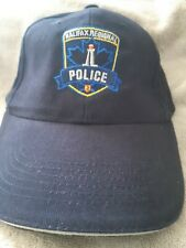 Halifax Regional Police baseball cap hat adjustable buckle