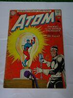 Atom  #8 vtg comic DC comics Comic book