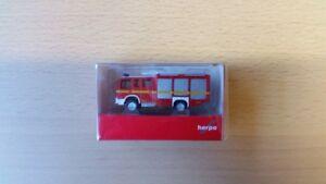 """Herpa 066747 - 1/160 Mercedes-Benz Atego HLF 20 """"Feuerwehr"""" - Neu"""
