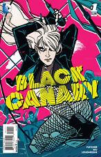 Black Canary #1 Brenden Fletcher Annie Wu DC New 52 1st Print NM