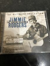 Jimmie Rodgers - The Ultimate Collection - Jimmie Rodgers CD