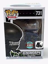 Alien 40th Anniversary Xenomorph Pop Vinyl Figure New 731 Metallic Exclusive