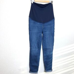 Madewell Over The Belly Maternity Skinny Jeans 29