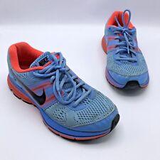 daa6013f16b5 Nike Pegasus 29 Women Blue Orange Running Shoe Size 7.5 EUR 38.5 Pre Owned