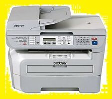 Brother MFC-7345N Printer -- REFURBISHED ! -- w/ NEW Toner & NEW Drum !!!
