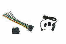 WIRE HARNESS & MICROPHONE FOR PIONEER AVH-P3200BT AVHP3200BT *SHIPS TODAY*