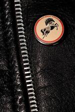 Dark Horse Records - Handmade Button Badge - George Harrison - Splinter