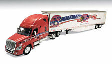 1/64 DCP NICKEY GREGORY FREIGHTLINER CASCADIA W/ REEFER TRAILER