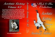 Anthony Atkins - Acrobatic Kicking Instructional DVD Vol.2