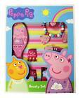 Official Girls Peppa Pig 11Pcs Hair Accessories Clips Set Girls Kids Gift