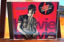 Mega Rare David Bowie Gospel According to Bowie CD NM Germany Spectrum 14 Trk