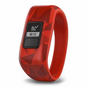 Garmin vivofit jr Chore and Activity Tracker For Kids in Lava Red 010-01634-00