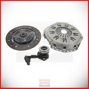 MAPCO 10607/1 Clutch Kit With Cetral Release Mechanism Csc