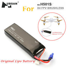 Hubsan 7.4V 2700mAh 10C Lipo Battery of X4 FPV RC Quadcopter H501S/H501C (in USA