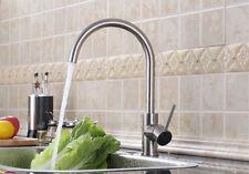 Designer-SUS304-Stainless-Steel-Kitchen-Sink-Mixer-Tap