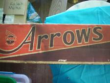 VINTAGE York Archery Arrows Woodcraft Equipment Co. Independance Missouri