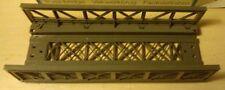 Märklin H0 7262 Pont treillis plastique d'OCCASION SANS EMBALLAGE D'origine