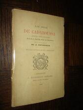 LOU SIEGE DE CADAROUSSA - Pouémo Erouï-Coumique de J-B-C. Favre 1896
