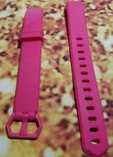 REPLACEMENT BAND FITBIT ALTA HR FITNESS DIGITAL WIRELESS WATCH SILICONE PINK L
