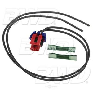 Vapor Canister Purge Solenoid Connector-Vent Solenoid Connector BWD PT849