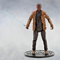 "Disney Star Wars Elite Series FINN (Lightsaber) 6.5"" Die Cast Action Figure"