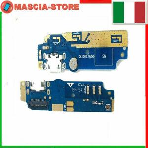 """CONNETTORE RICARICA CARICA ASUS ZENFONE MAX 5.5"""" ZC550KL Z010D  FLAT FLEX"""
