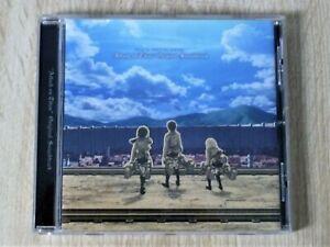 J-Pop CD: Original Anime Soundtrack - Attack on Titan / Hiroyuki Sawano / 2014