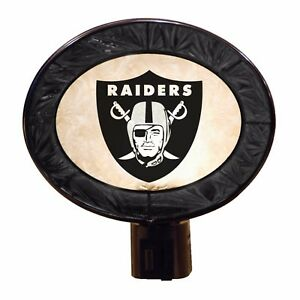 Las Vegas Raiders NFL Art Glass Night Light -Perfect Gift idea