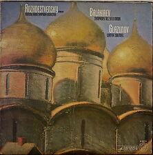 BALAKIREV: Symphony No. 2/GLAZUNOV: Solemn Procession-M1979LP ROZHDESTVENSKY