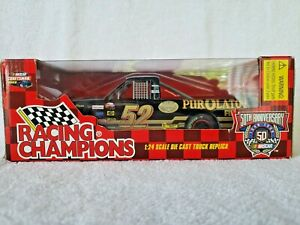 #52 MIKE Wallace 50th Anniversar1/24 SCALE 1998 NASCAR CRAFTSMAN TRUCK SERIES