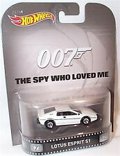 The Spy Who Loved me Lotus Esprit James Bond 007 1-64 scale new in packet