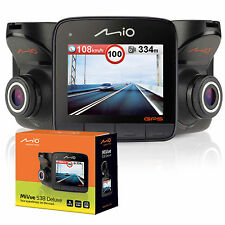 Mio MiVue 538 Delux DVR In Car Driving Blackbox Recorder