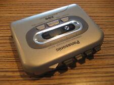 Panasonic RQ-E10V   MC . Radio - Cassette  Auto Reverse