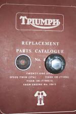 TRIUMPH 3TA 5TA T100 T90 SUMP PLUG AND FILTER 70-3722 E3722 70-1564 E1564