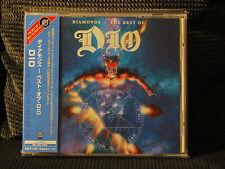 Dio Diamonds The Best of Dio 2002 Universal Japan CD UICY2571 Black Sabbath/Elf