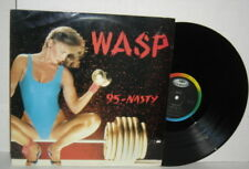 W.A.S.P. 95-Nasty Easy Living Flesh & Fire 1986 WASP UK