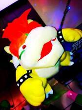 BOWSER  super Mario bros  32 cm  nintendo colore giallo MORBIDO peluche NUOVO