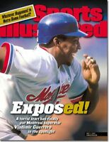 May 1, 2000 Vladimir Guerrero Montreal Expos Sports Illustrated NO LABEL