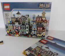 LEGO Creator Mini Modulars (10230) Almost Complete Instructions & Box