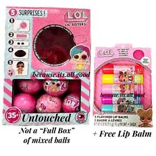IN HAND 24 Balls Case Box LOL Surprise Series 4 Eye Spy Wave 2 Lil Sister Dolls