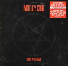 MOTLEY CRUE - Shout At The Devil LP - Remastered 180 Gram Vinyl Album NEW RECORD