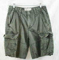 AMERICAN EAGLE Men's CLASSIC LENGTH Cargo Shorts Size 28