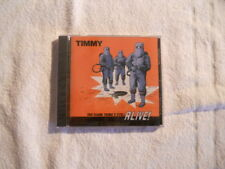 """Timmy """"The Damn thing's still Alive ! """" Rare Indie cd 2002  Rudolf Music USA NEW"""