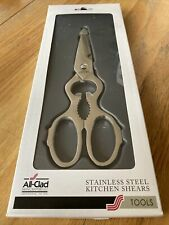 All-Clad C3220908 Stainless Steel Kitchen Shears NIB