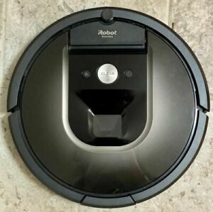 ROOMBA 980 PROGRAMABLE, WI-FI ENABLED VACUUM ROBOT-GREAT CONDITION
