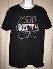 2011 Coldplay MYLO XYLOTO Concert Tour t-shirt size adult Large