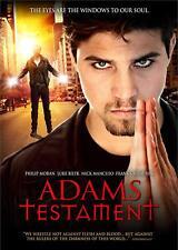 Adams Testament Brand New DVD Philip Moran